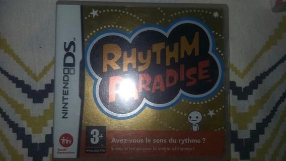 Rhythm Heaven Nintendo Ds Original