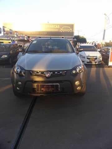 Fiat Strada 1.8 16v Adventure Cab. Dupla Flex 3p 2018