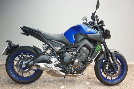 Yamaha Mt 09 Abs - Roda Brasil - Campinas