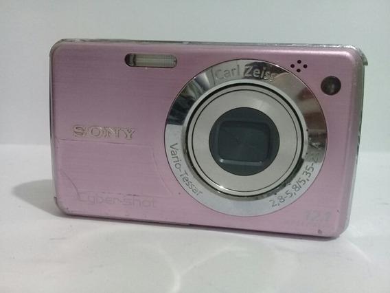 Câmera Sony Cyber-shot Dsc W210