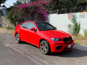 Bmw X6 M X6 M 555hp At 2012