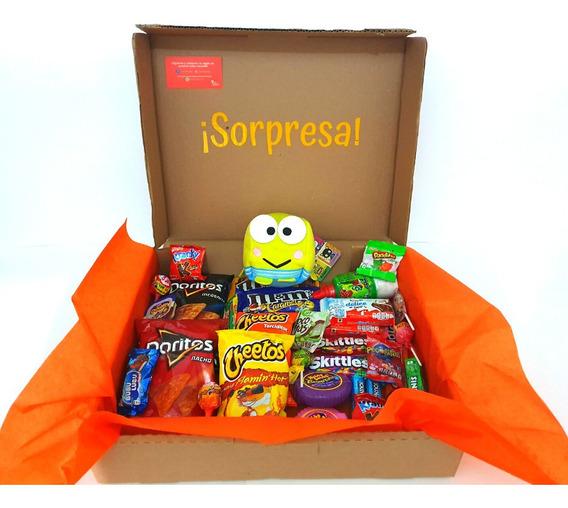 Arreglo De Dulces Candy Toybox Keroppi :3
