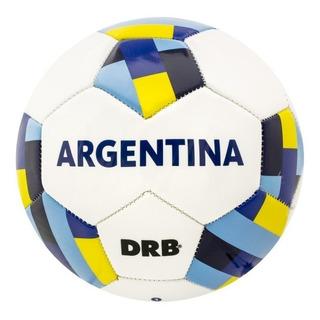Pelota Fútbol Argentina Países Drb Nro.3 - Local A La Calle