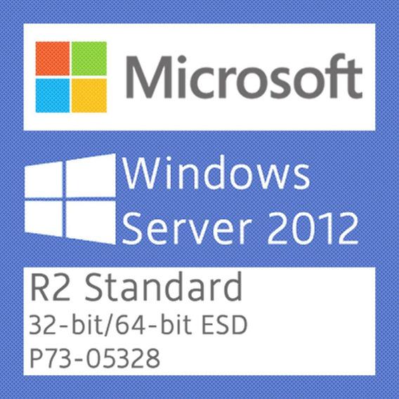 Windows Server 2012 R2 Standard Envio Imediato C.garantia+nf