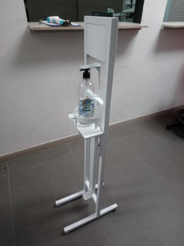 Soporte Dispensador Gel Antibacterial/jabon Con Pedal