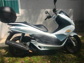Honda Pcx Branca - Único Dono