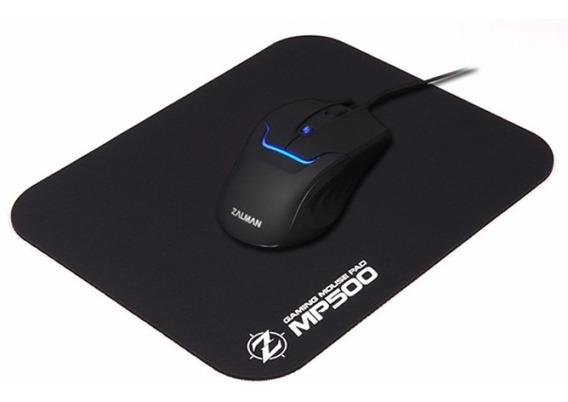 Combo Mouse + Mousepad Zalman Zm-m350 + Nfe