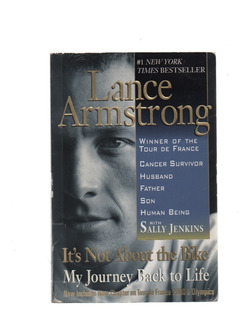 B Lance Armstrong - It