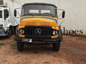 Mercedes-benz 1513 1980 Amarela