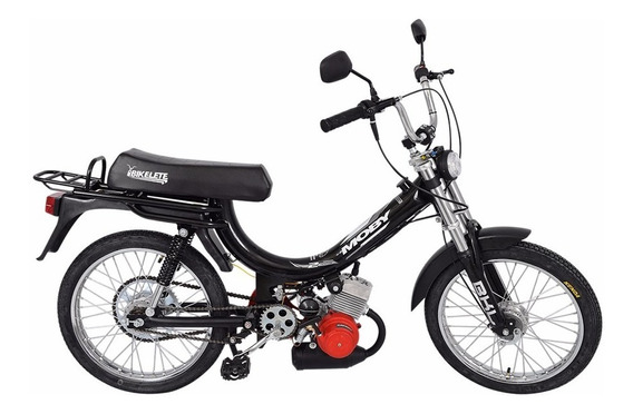 Bicicleta Motorizada Mobilete Moby 2t Bikelete 40cc