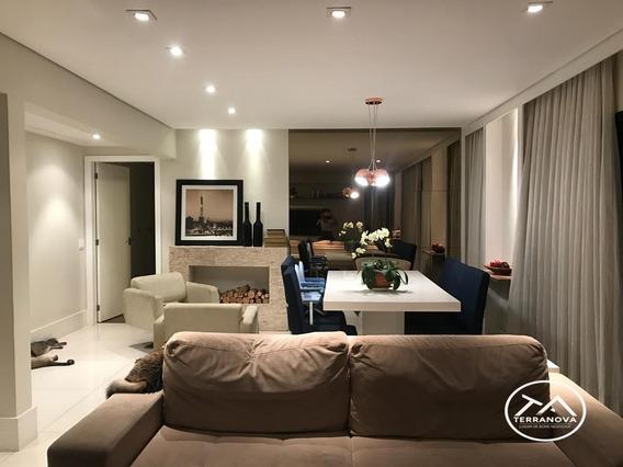 Apartamento Com 4 Dormitório(s) Localizado(a) No Bairro Jardim Anália Franco Em São Paulo / São Paulo - Ap1075