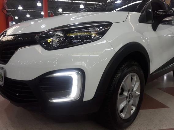 Renault Captur 1.6 Life Automática #apenas 10.000km Rodados#
