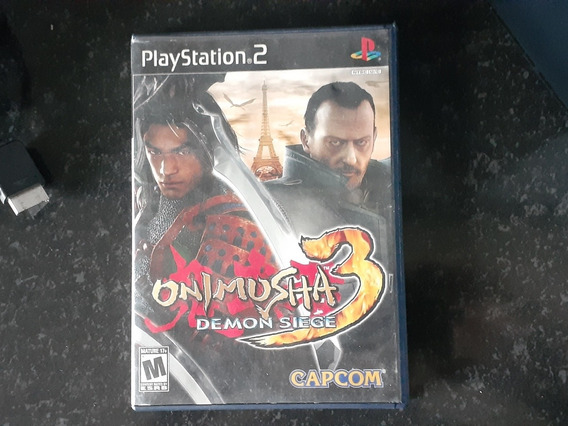 Onimusha 3 Demon Siege Original