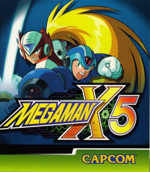 Mega Man X5 Pc Digital