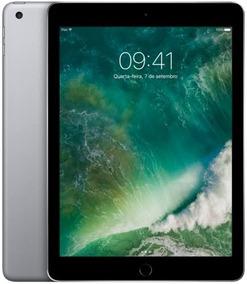 iPad 6 Apple, Tela Retina 9.7, 128gb, Cinza Espacial, Wi-fi