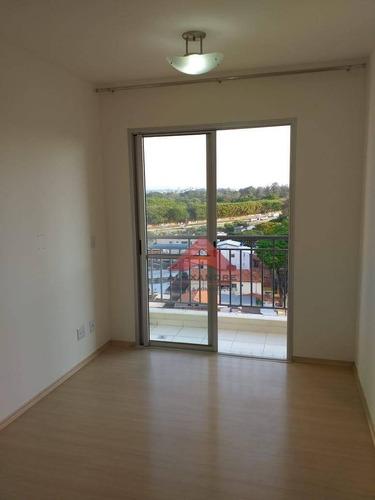 Apartamento Com 2 Dormitórios À Venda Por R$ 285.000,00 - Jardim Augusta - São José Dos Campos/sp - Ap3958