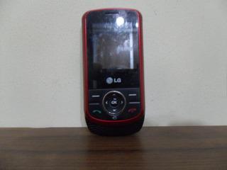 Celular LG Slide Kp260c Funcionando Op Claro