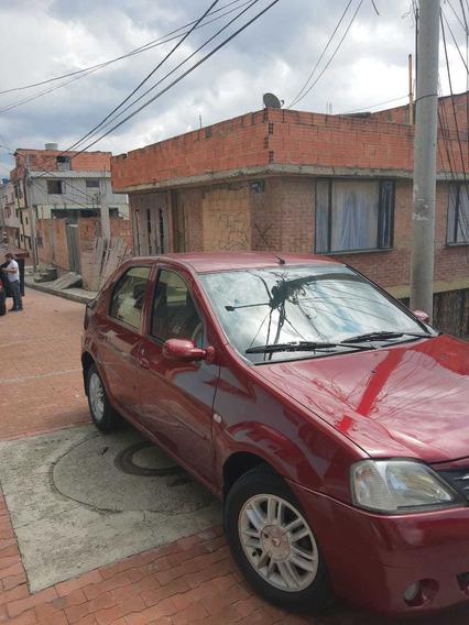 Renault Logan Full Equipo 2007
