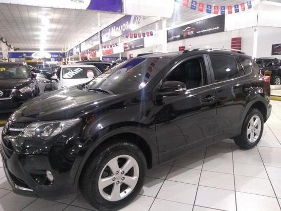 Toyota Rav4 2.0 16v 4x4 Aut 2013 Preta Top De Linha