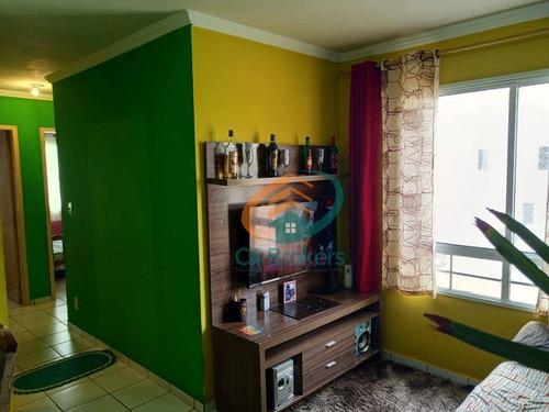 Imagem 1 de 30 de Apartamento Com 3 Dormitórios À Venda, 60 M² Por R$ 239.000,00 - Jardim Albertina - Guarulhos/sp - Ap2453