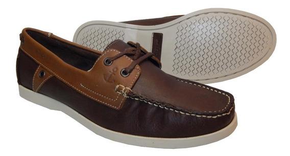 Zapatos Top Siders Calzado Casual Hombre 100 % Piel