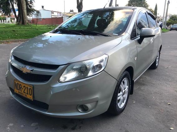 Chevrolet Sail Ltz 2013 1.4 A.a