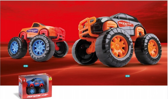 Turbo Monster Collection - Carro