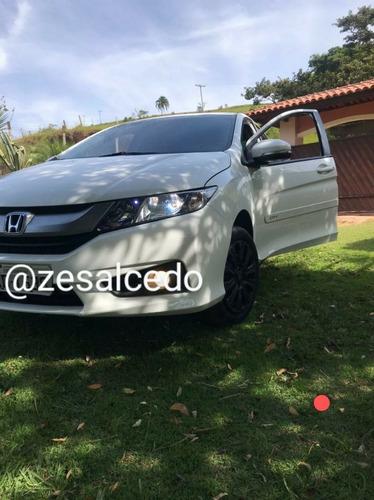 Honda City 2015 1.5 Dx Flex 4p