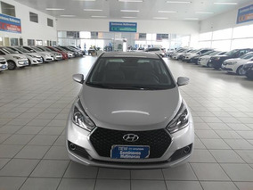 Hyundai Hb20s 1.6 Premium Flex Aut. 4p Prata