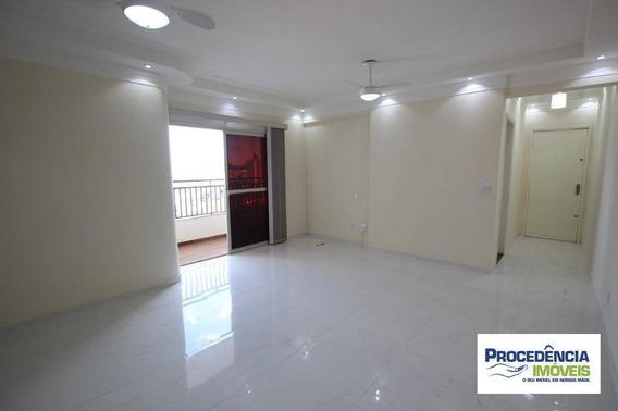Apartamento À Venda, 105 M² Por R$ 350.000,00 - Vila Redentora - São José Do Rio Preto/sp - Ap7196