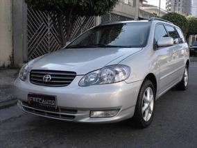 Toyota Fielder 1.8 16v Gasolina 4p Automatico