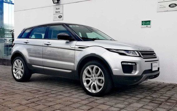 Land Rover Evoque 2.0 Hse 2017