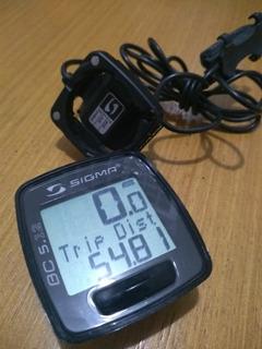 Ciclo Computador Sigma Bc 5.12 C/ Fio