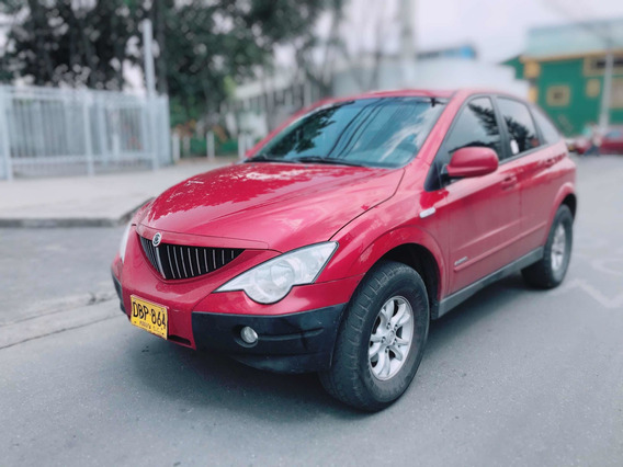 Actyon 2009 Ssangyong