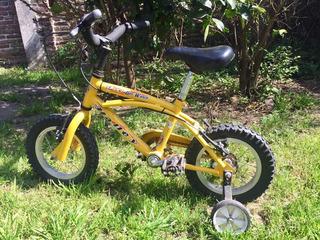 Bicicleta Halley Rodado 12