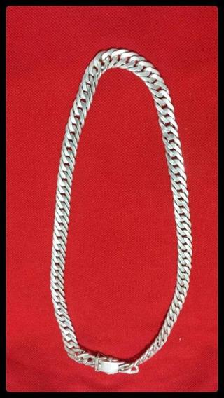 Cordão De Prata De Lei 950 - 7 Mm / 70 Gramas