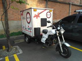Motocarro Carguero