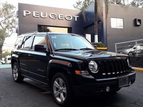 Jeep Patriot Latitude Color Negro 2016
