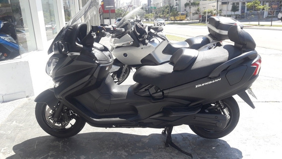 Suzuki Burgman 650 Executive 2019 Impecavel 13.900 Km