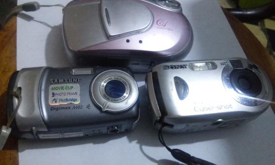 Camaras Fotográficas Samsung,sony, Fujifilm Precio Por Todas