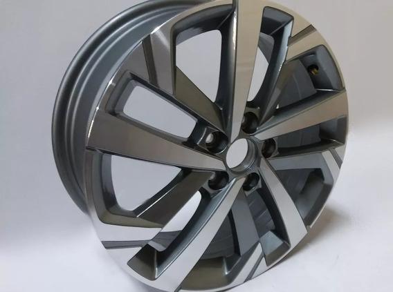 Roda Unidade Original Aro16 Novo Polo Virtus 6ea601025cdm9