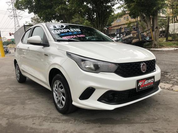Fiat Argo 2019 Completo 1.0 Flex 23.000 Km Multi Mídia