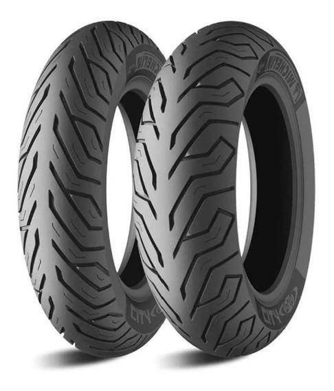 Par Pneus N-max160. 110/70-13 + 130/70-13 Michelin City Grip