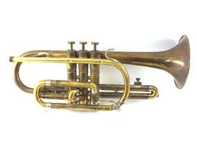 Trompete Olds Special Modelo 50n Com Maleta Sem Bico A9829