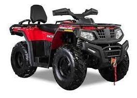 Cuatrimoto Hisun 400cc Y 550cc 4 X 4 Fabri Ee.uu 0 Klm 2020