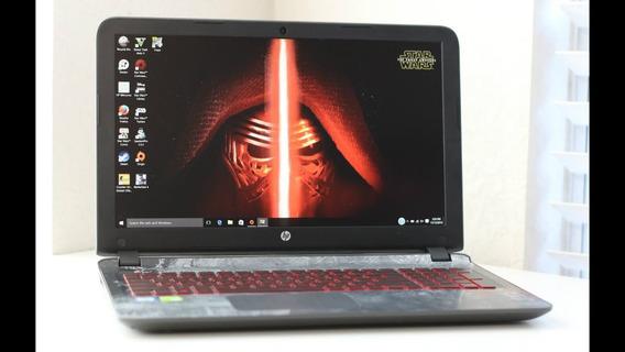 Hp Star Wars Special Edition 15.6 I5-6200u 12gb Hd 1tb