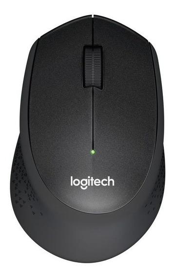 Mouse Logitech M330 Silent Plus (silencioso) Preto