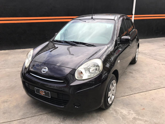 Nissan March Pure Drive 2013