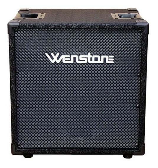 Caja P/ Amplificador De Bajo Wenstone Mb115 350 Watts