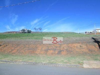 Terreno À Venda, 593 M², Reserva Santa Rosa - Itatiba/sp - Te0664